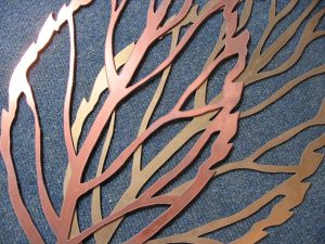 Brass & Copper cutting